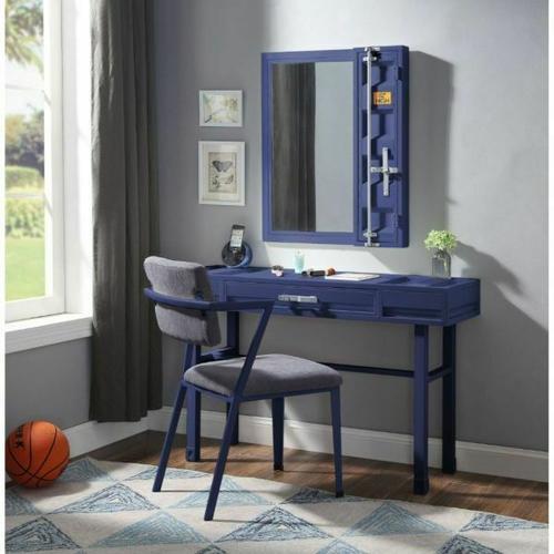 ACME Cargo Vanity Desk - 35939 - Blue