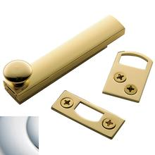 View Product - Polished Chrome General Purpose Surface Bolt