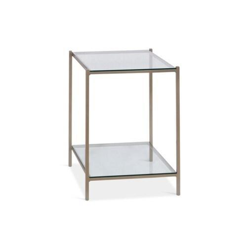Linville Champagne Linville End Table
