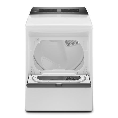 Whirlpool Canada - 7.4 cu. ft. Top Load Gas Dryer with Intuitive Controls