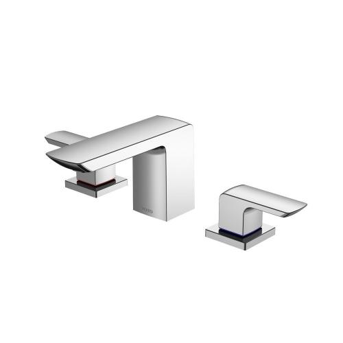 GR Widespread Faucet - 1.2 GPM - Polished Chrome Finish