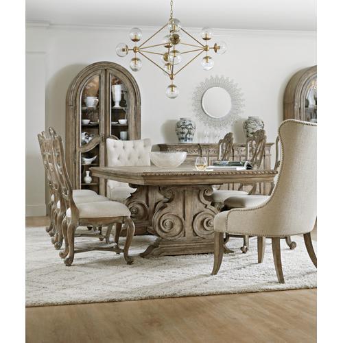 Hooker Furniture - Castella Tufted Dining Chair - 2 per carton/price ea