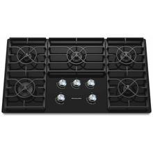 See Details - 36-Inch 5 Burner Gas Cooktop, Architect® Series II - Black