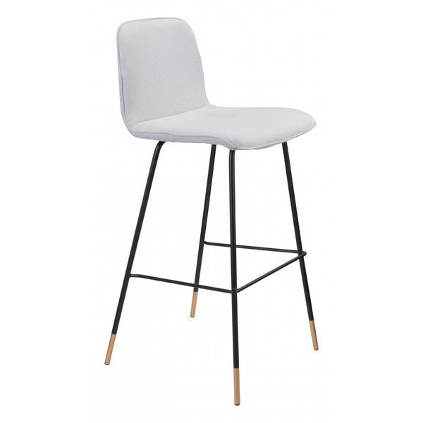 Gironde Bar Chair Light Gray