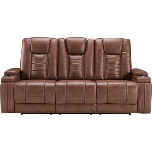 MEGATRON UMBER Power Drop Down Console Sofa