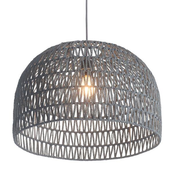 See Details - Paradise Ceiling Lamp Gray