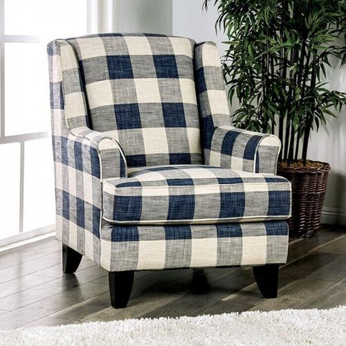 Gallery - Nash Checkered Chair