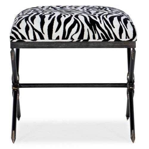 Bedroom Sanctuary Zebre Bed Bench