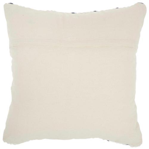 "Life Styles Dl883 Denim 20"" X 20"" Throw Pillow"