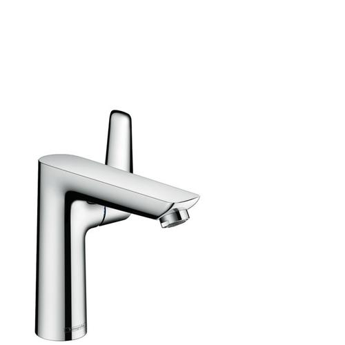 Chrome Single-Hole Faucet 150 with Pop-Up Drain, 1.2 GPM