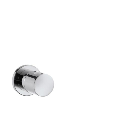 Brushed Red Gold Shut-off valve for concealed installation