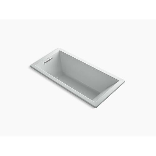"Ice Grey 66"" X 32"" Drop-in Bath"