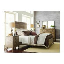 See Details - Jessup Panel Cal King Bed - Complete