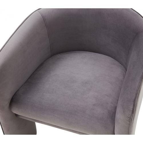 VIG Furniture - Modrest Kyle Modern Dark Grey Accent Chair