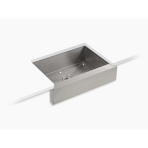 "29-1/2"" X 21-1/4"" X 9-5/16"" Undermount Single-bowl Farmhouse Kitchen Sink for 30"" Cabinet"