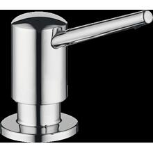 Chrome Soap Dispenser, Contemporary