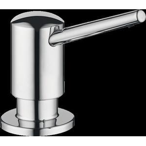 Chrome Soap Dispenser, Contemporary