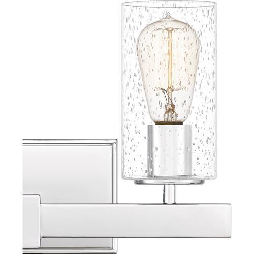 Quoizel - Kirby Bath Light in Polished Chrome