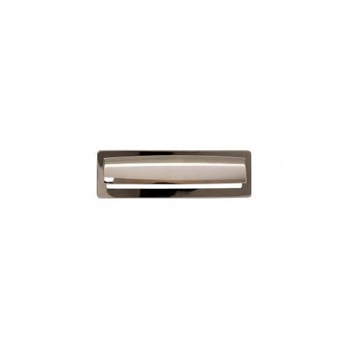 Hollin Cup Pull 5 1/16 Inch (c-c) - Polished Nickel