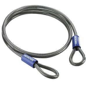 """Double Loop Cable  7' x 3/8"""" Steel Cable - No Finish Product Image"""