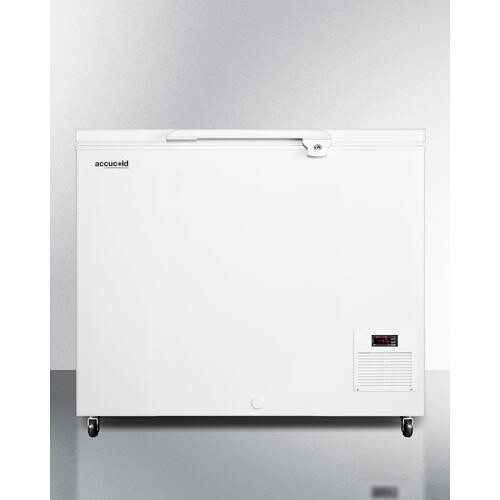 Commercial -45 C Capable Chest Freezer With Digital Thermostat and 8.1 CU.FT. Capacity