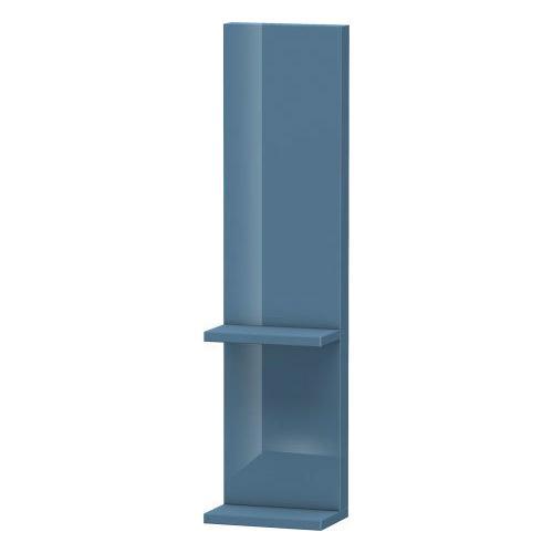 Duravit - Shelf Element, Stone Blue High Gloss (lacquer)