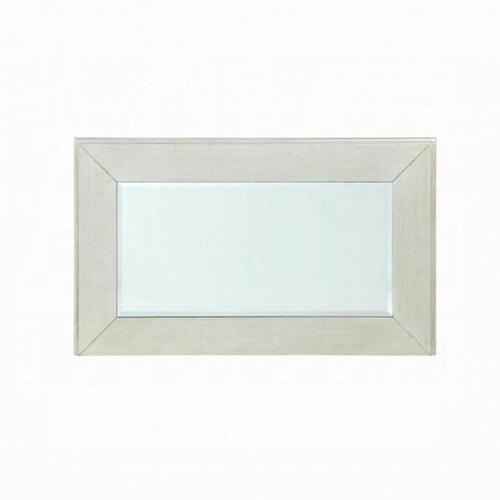 ACME Varian Nightstand - 26153 - Mirrored