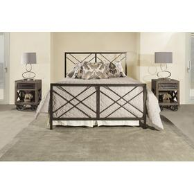 Westlake Headboard or Footboard - Twin - Magnesium Pewter