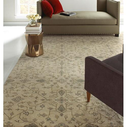 Ethereal Silverscreen Hand Knotted Rugs