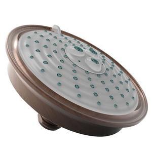 Venetian Bronze Multifunction Showerhead