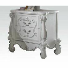 ACME Versailles Nightstand - 30653 - Antique White