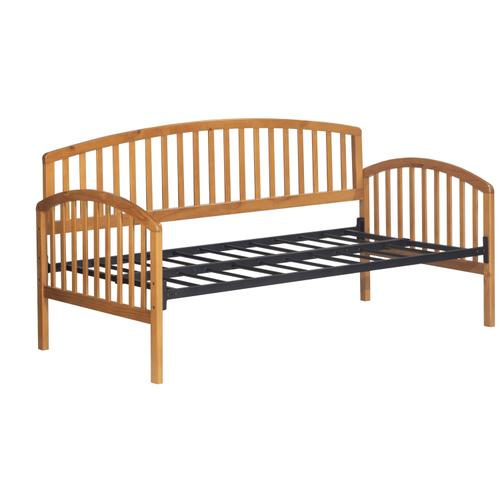 Carolina Complete Twin Size Daybed, Country Pine