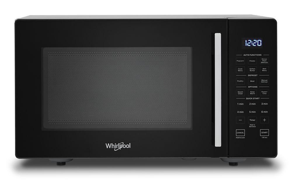 0.9 Cu. Ft. Capacity Countertop Microwave with 900 Watt Cooking Power
