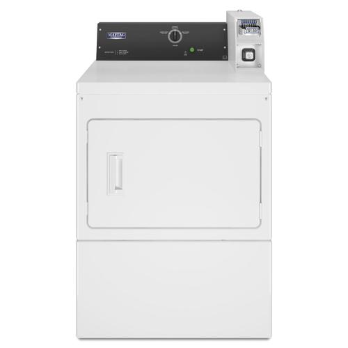 Commercial Gas Super-Capacity Dryer, Coin Slide-Ready