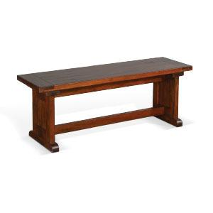 Sunny Designs - Tuscany Breakfast Nook Side Bench,
