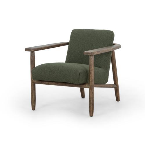 Copenhagen Emerald Cover Arnett Chair