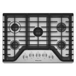 "Kitchenaid30"" 5-Burner Gas Cooktop - Stainless Steel"