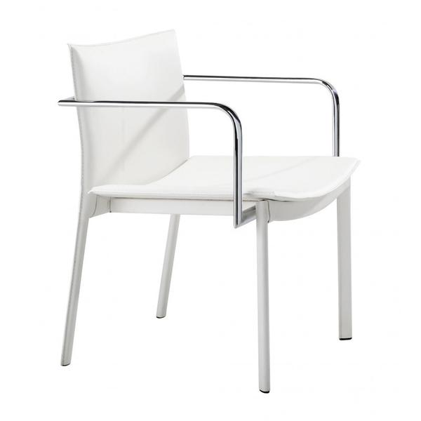 See Details - Gekko Conference Chair White