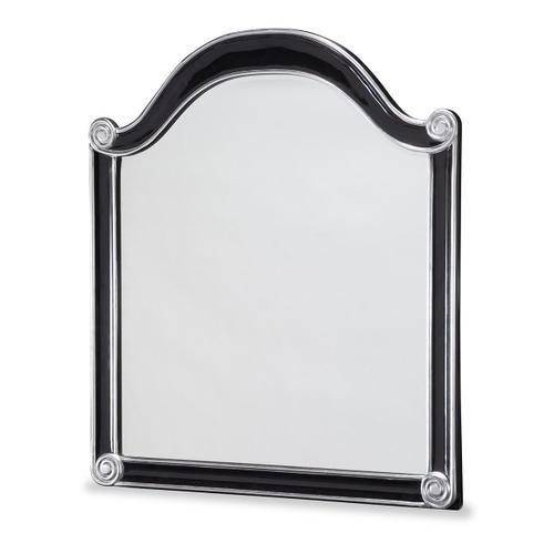Amini - Sideboard Mirror Black