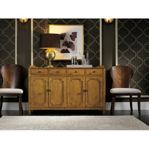 Hooker Furniture - Palisade Wood Back Side Chair - 2 per carton/price ea