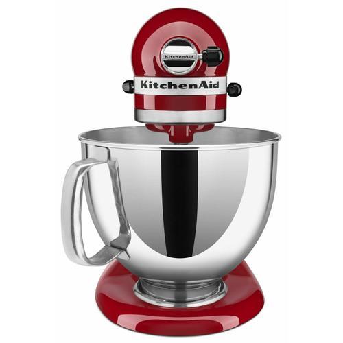 KitchenAid Canada - Refurbished Artisan® Series 5 Quart Tilt-Head Stand Mixer - Empire Red