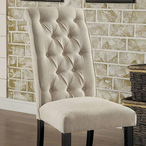Mashall Side Chair (2/Ctn)