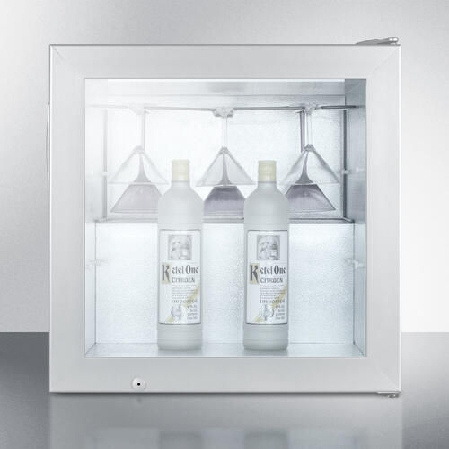 Compact Vodka Chiller