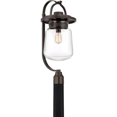 LaSalle Outdoor Lantern in Western Bronze