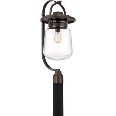 LaSalle Outdoor Lantern in Western Bronze
