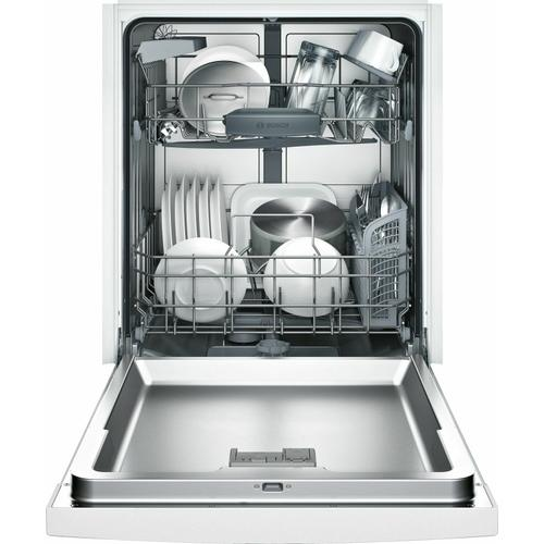 100 Series Dishwasher 24'' White, XXL SHEM3AY52N