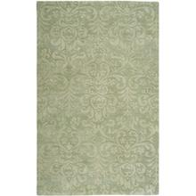 Filigree Burwell Green Hand Tufted Rugs