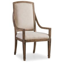 Dining Room Solana Host Chair - 2 per carton/price ea