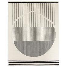 9'x12' Size Pyla Modern Graphic Rug