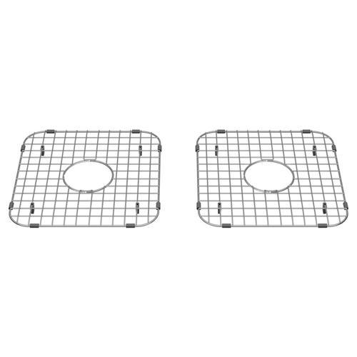 American Standard - Sink Grid for Delancey 36-inch Double Bowl Apron Sinks  American Standard - Stainless Steel